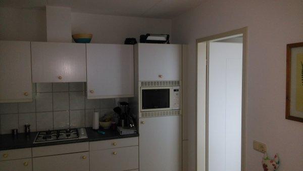 Glad Keuken Achterwand : Achterwand keuken