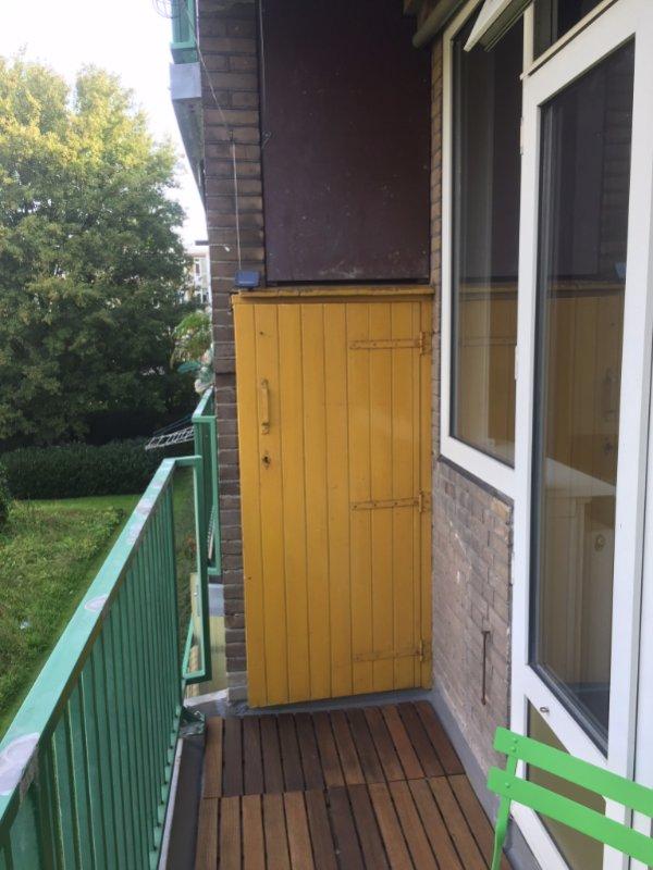 verplaatsen cv ketel naar balkonkast