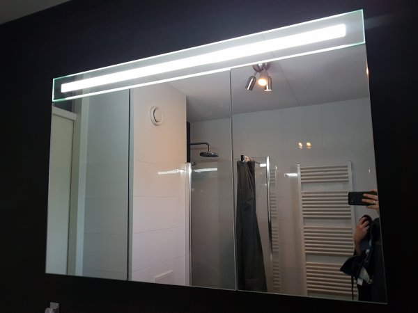 Welke Schroeven Badkamer : Badkamer spiegelkast draagkracht schroeven