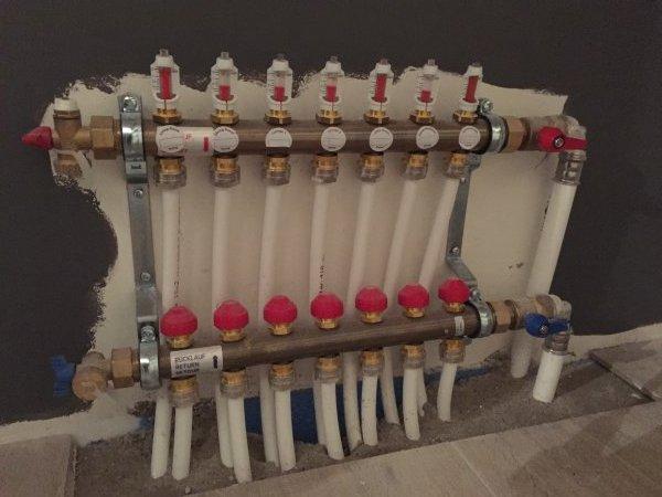 Zeer Hoe Vloerverwarming Instellen IY84