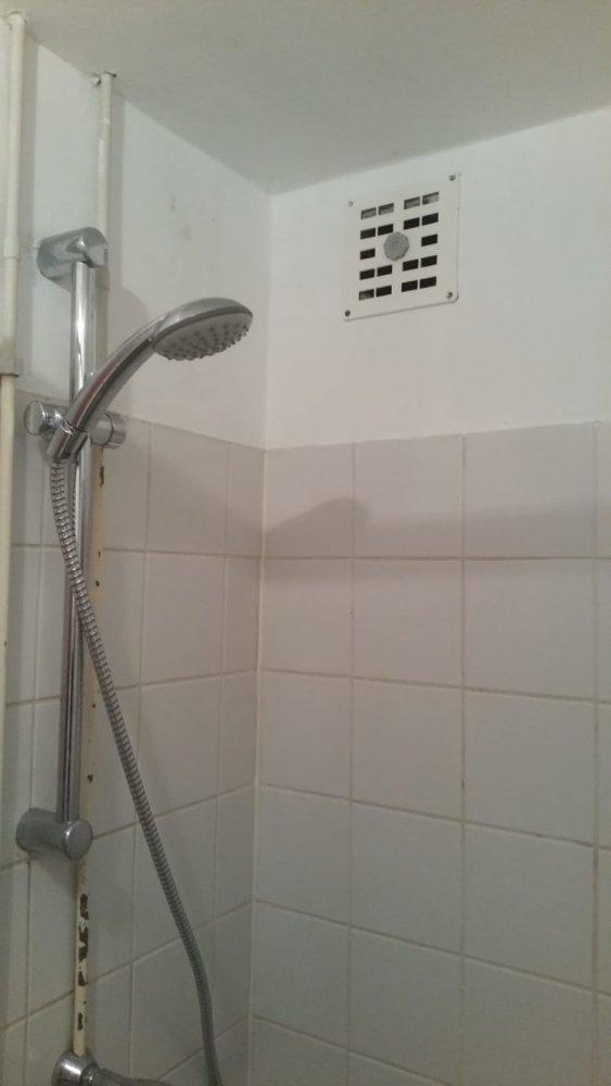 Badkamer Ventilator Boven Douche Klusidee Nl