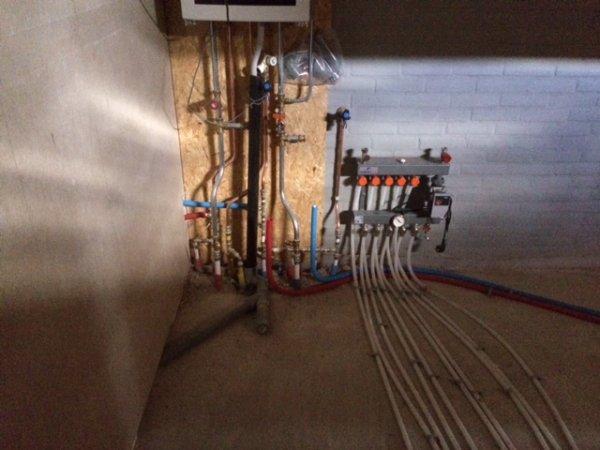 Uitzonderlijk Waterzijde inregelen vloerverwarming FM69