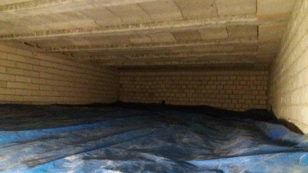 Zeer Betonvloer broodjesvloer isoleren DA71