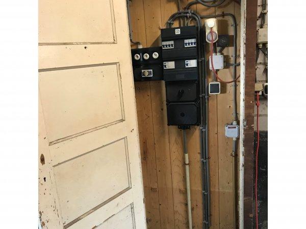 Nieuwe Meterkast Maken Alleen Voor Electra