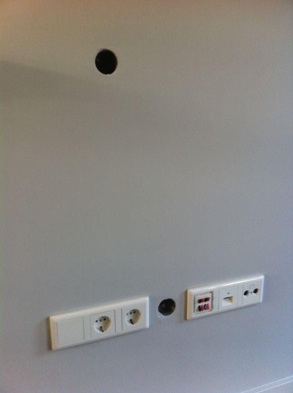 Nieuwbouw Tv Ophangen Zonder Zichtbaar Draad Tips