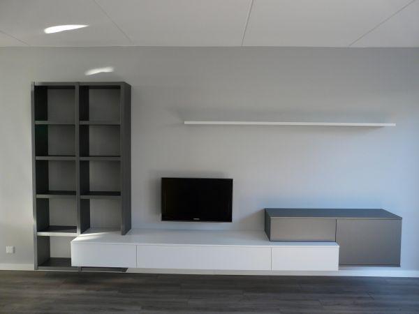Nieuwbouw: TV ophangen zonder zichtbaar draad? Tips?