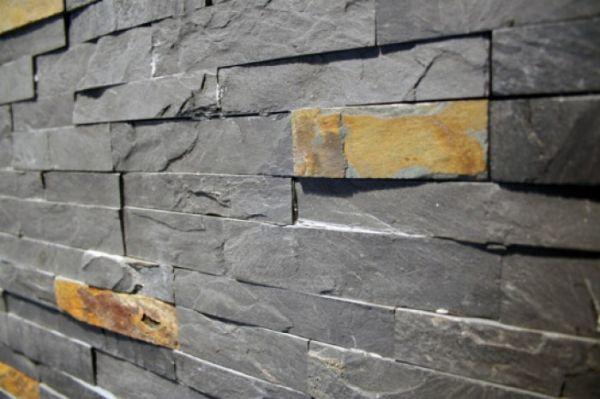 Steenstrips Baksteen Buiten : Natuurstenen steenstrips plakken buitenmuur