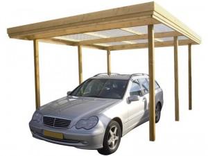 Is dit hout voldoende voor carport?