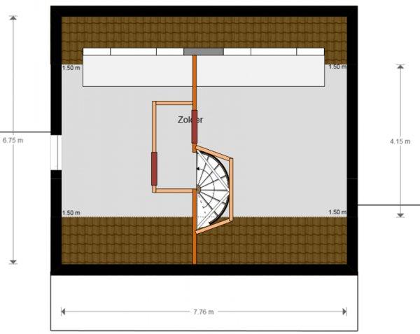 Scheidingswand welke constructie for Kleine kamer met water m