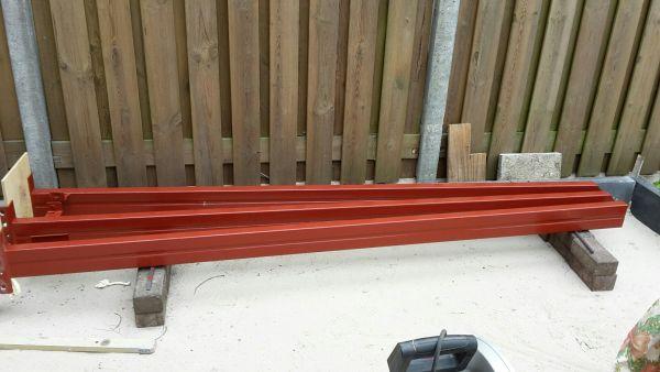 Schuur bouwen tegen de schuur van de buren pagina 2 for Zelf vijverfolie lassen