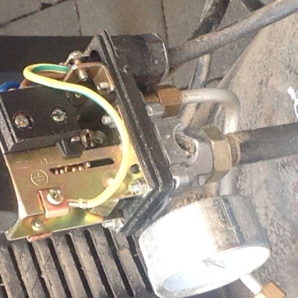 Drukregelaar Compressor Vervangen