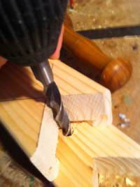 Plank Bevestigen Muur.4cm Massief Houten Plank Blind Aan Muur Bevestigen