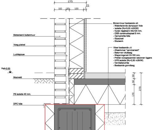 Aanbouw vervangen houtskelet - Steen en constructie ...