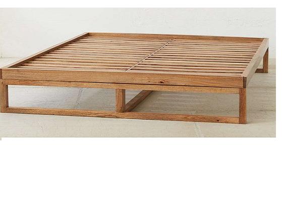 Advies bij zelf maken van houten bedframe for Zelf meubels maken van hout