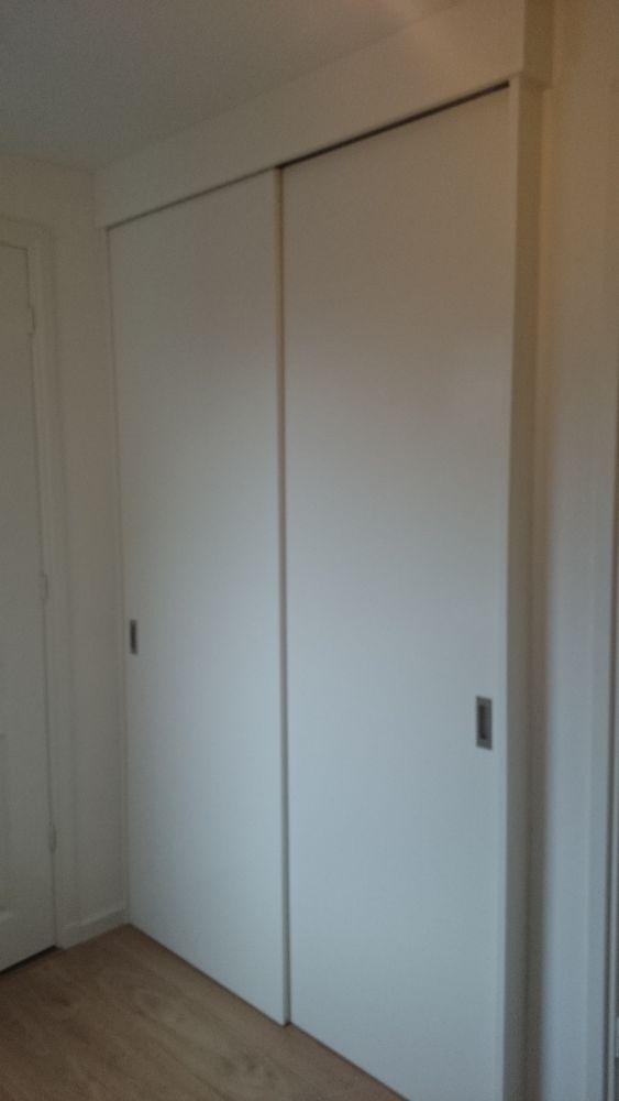Geliefde Inbouwkast met schuifdeuren ZG86