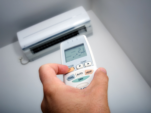 Airconditioning de verschillende systemen