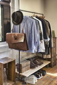 gepersonaliseerd kledingrek