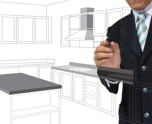 Drie Zones Keuken : Indeling keuken klusidee