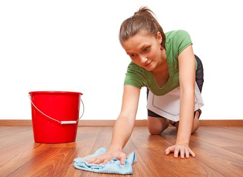 Onderhoud houten vloeren
