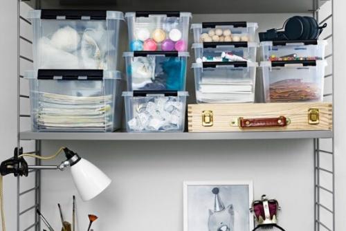 Vier praktische ideeën voor meer opbergruimte in jouw woning