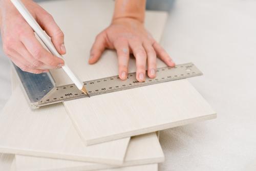 Hoeveel tegels heeft u nodig voor de tegelvloer?