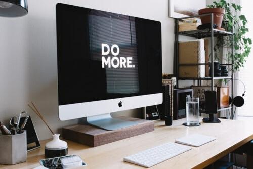 Vijf tips om de ideale thuiswerkplek te creëren