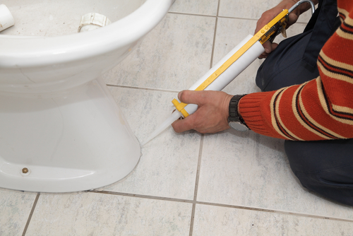 Staand Toilet Vervangen : Een toilet plaatsen vervangen klusidee