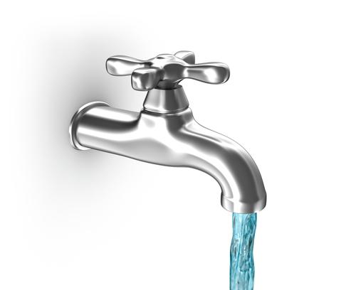 Waterbesparing badkamer klusidee for Imagenes de llaves de agua
